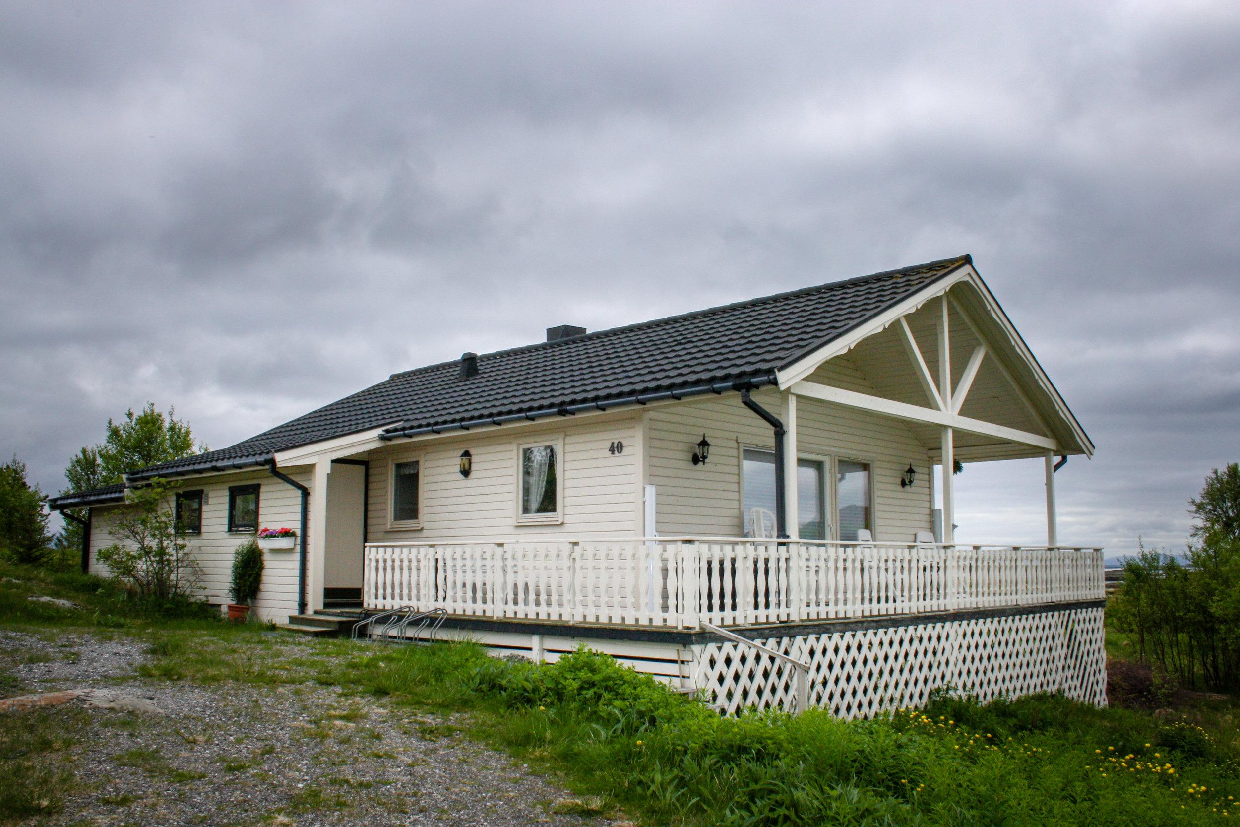 Hytte - Båtnesmyra (Rørøy)