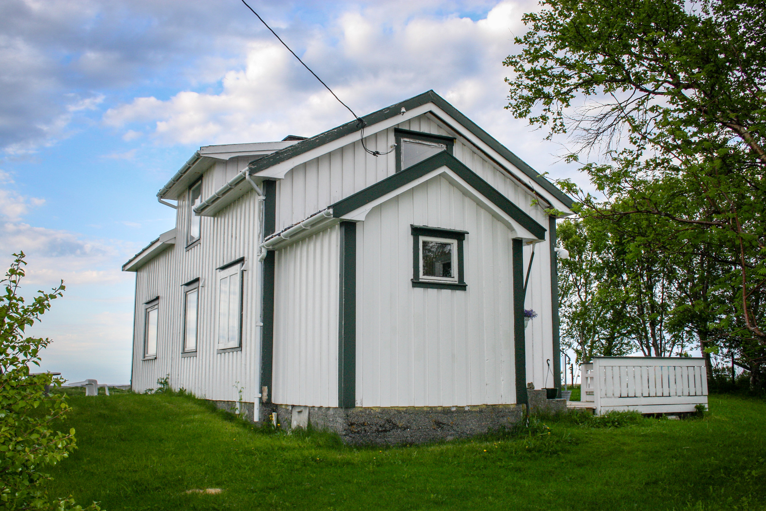 Nordlandshus - Vallsjø