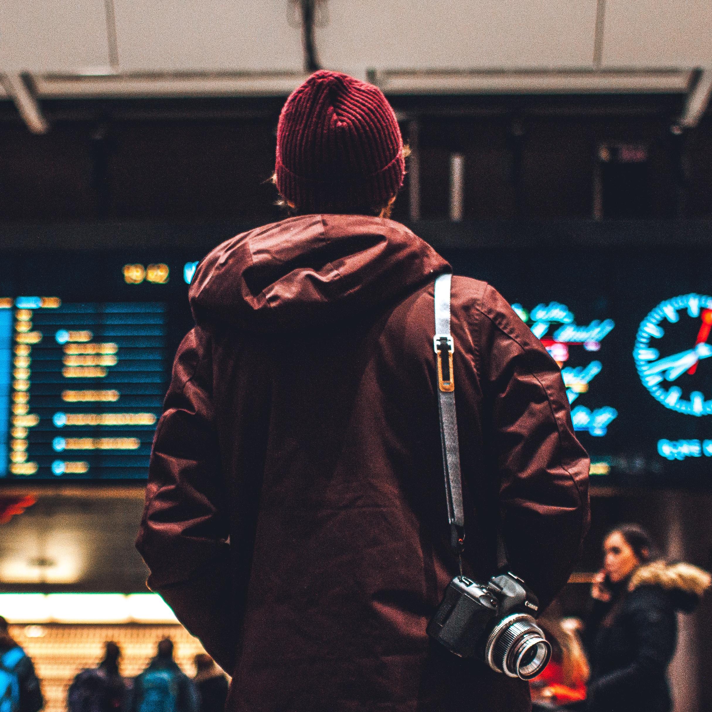 forslag tilreiserute -