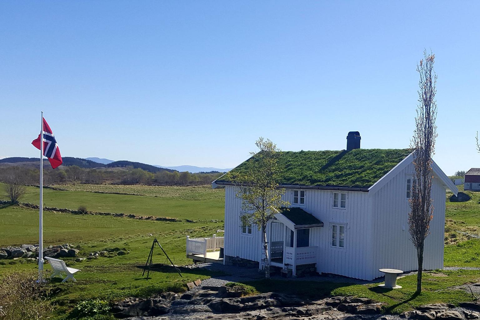 Gammalhuset på Neshåjen - Nes