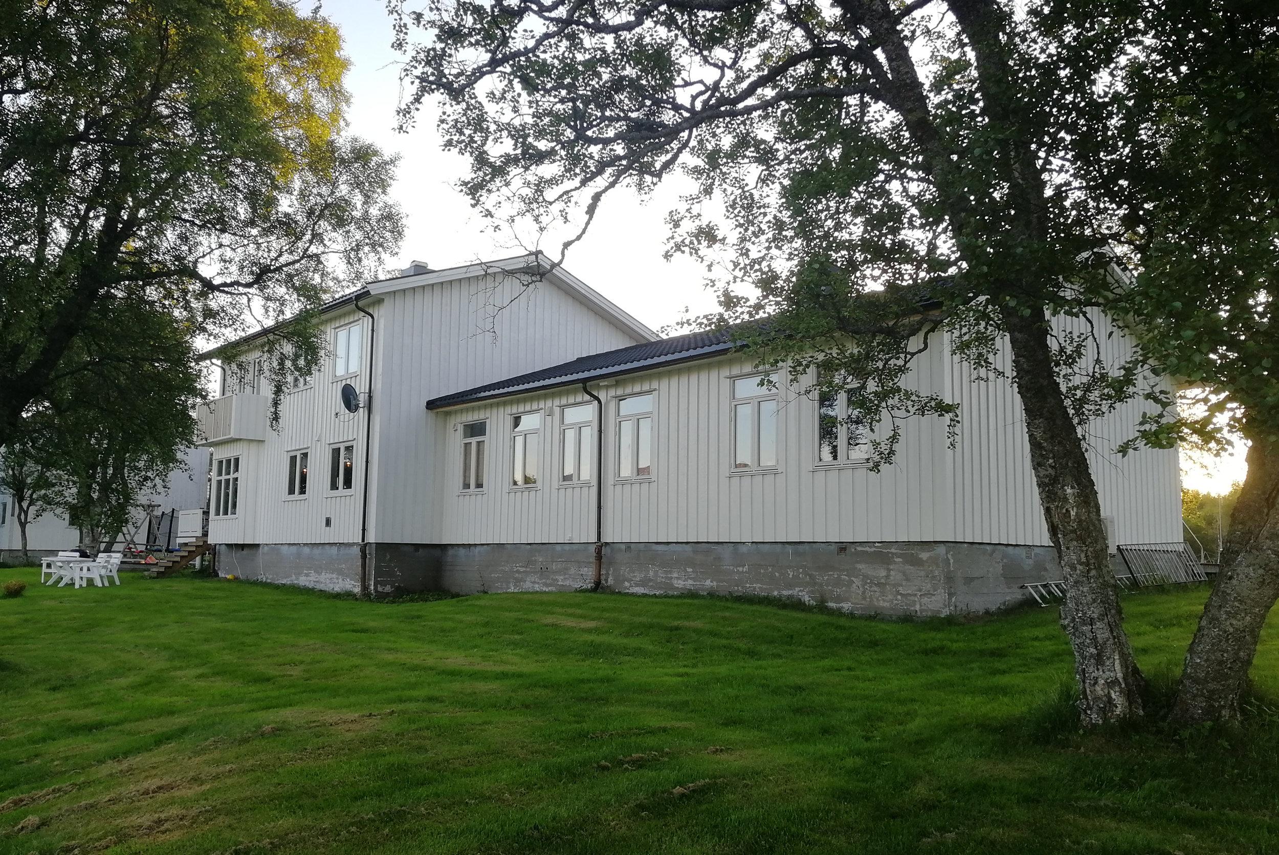 Doktorgården - Gladstad