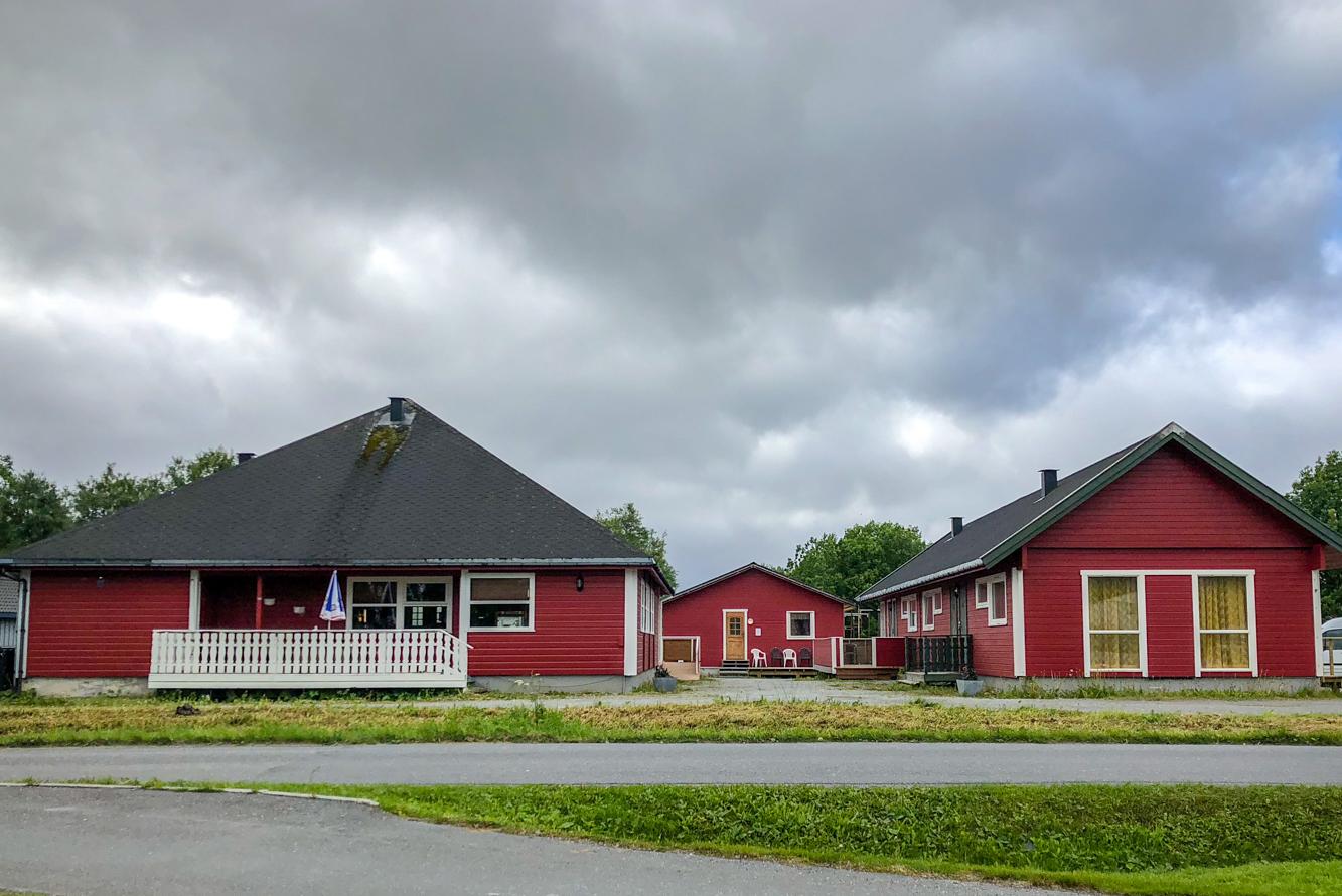 Vega kro og motell - Gladstad