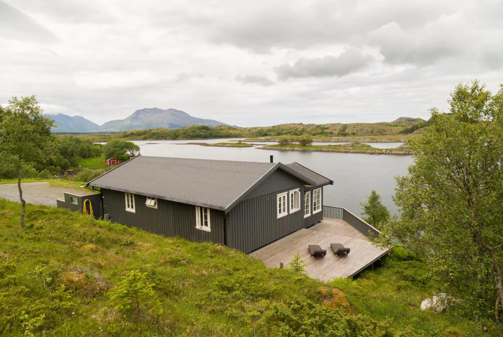Ocean view lodge - Grimsøy