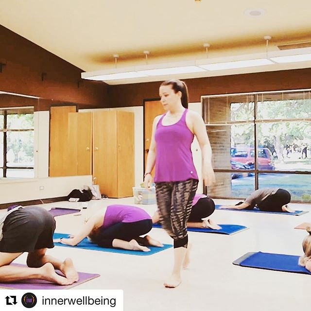 "#Repost @innerwellbeing ・・・ Hatha Yoga session at Reverchon Recreation Center in Uptown Dallas. ~~~~~~~~~~~~~~~~~~~~~~~~~~~""Yoga is a comprehensive and precise process of uniting the individual consciousness with the omnipresent cosmic consciousness."" ~ Kamakhya Kumar ~~~~~~~~~~~~~~~~~~~~~~~~~~~Through a regular practice of Yoga, a Yoga practitioner becomes aware of the connection between mind, body, and emotions. With this understanding we gradually become more aware of the levels within and the energy field around us. ~~~~~~~~~~~~~~~~~~~~~~~~~ #yoga #instayoga #yogateacher #yoginiclaudia #dallasyoga #dallasyogateacher #dallasreverchonrecreationcenter #uptowndallas @dallass_places @yogaprasad_institute @dirtcheapyoga"
