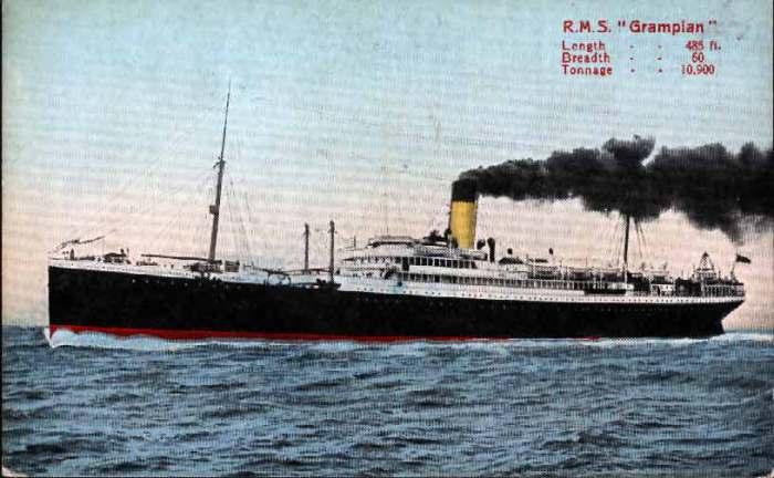 RMS Grampian