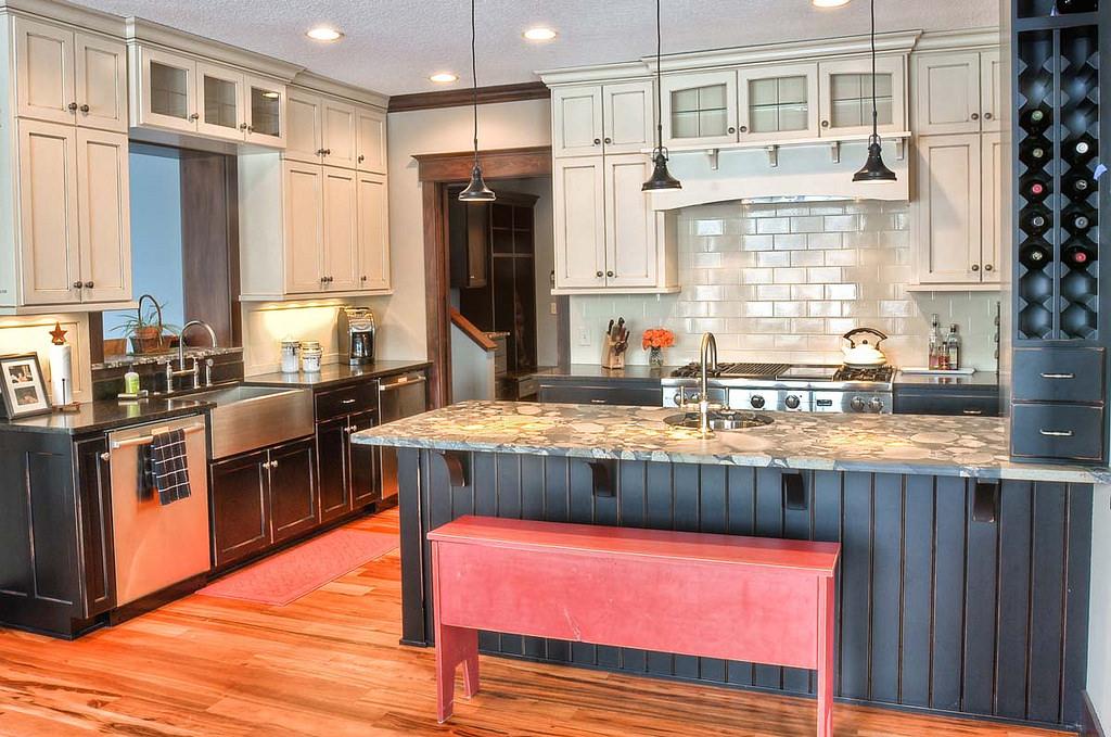 Light Vs Dark Paint Ideas For Your, Paint Kitchen Cabinets Dark
