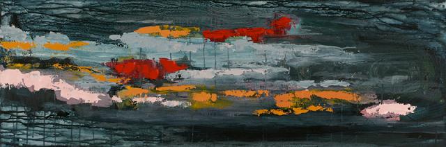 Sunset Reflection<br>15 1/2x47