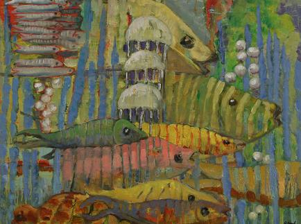 Fish<br>30x40