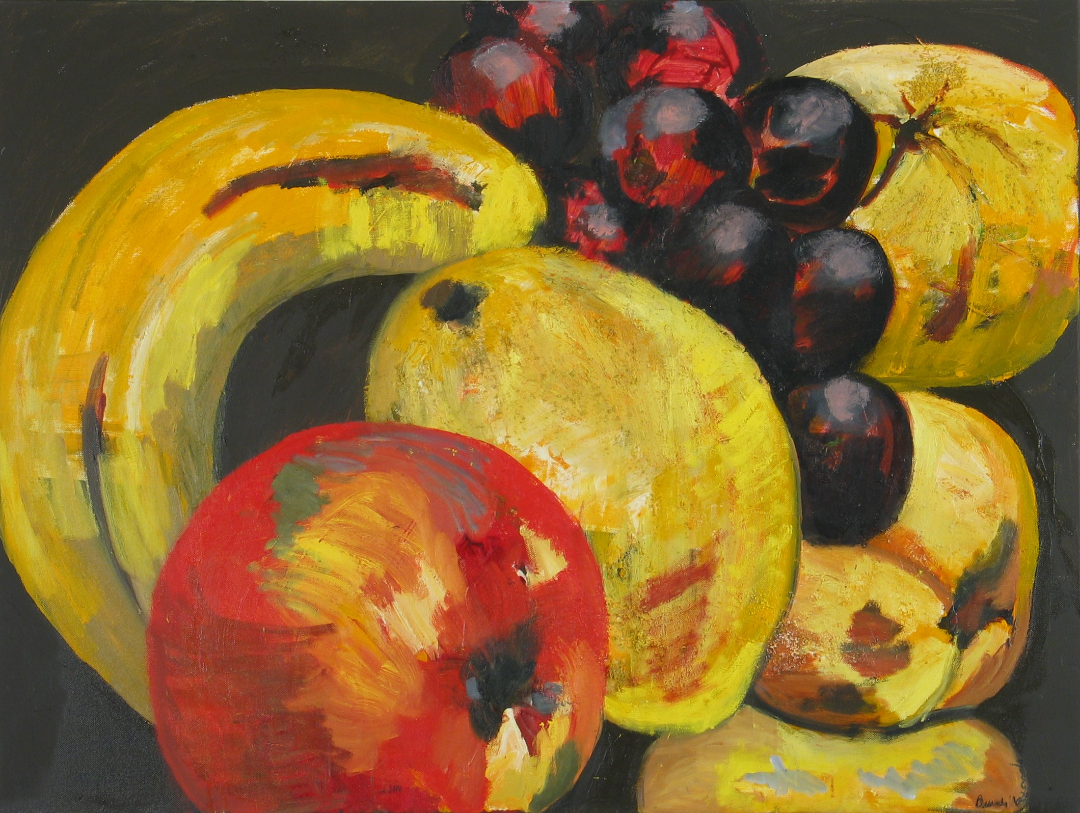 Fruit Study #1<br>30x40