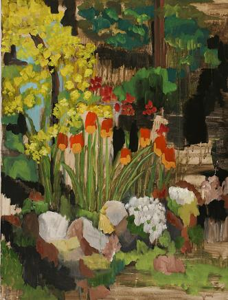 Gardens of the Cape #1<br>30x40