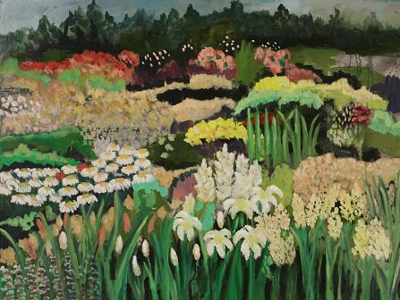 Gardens of the Cape #3<br>30x40