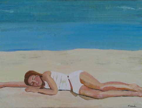 Summer Dreams<br>30x40