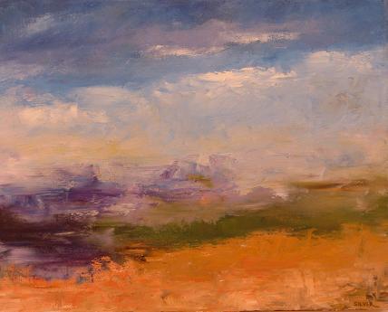 Landscape #9<br>16x20