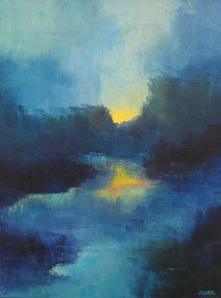 Landscape #133<br>12x16