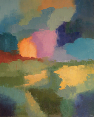 Landscape #165<br>24x30