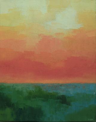 Landscape #176<br>16x20