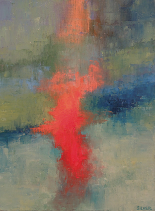 Landscape #185<br>9x12