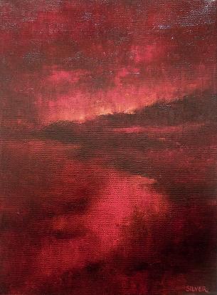 Landscape #196<br>9x12