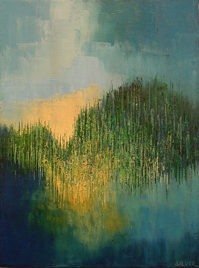 Landscape #632<br>9x12
