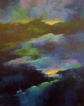 Landscape #671<br>24x30