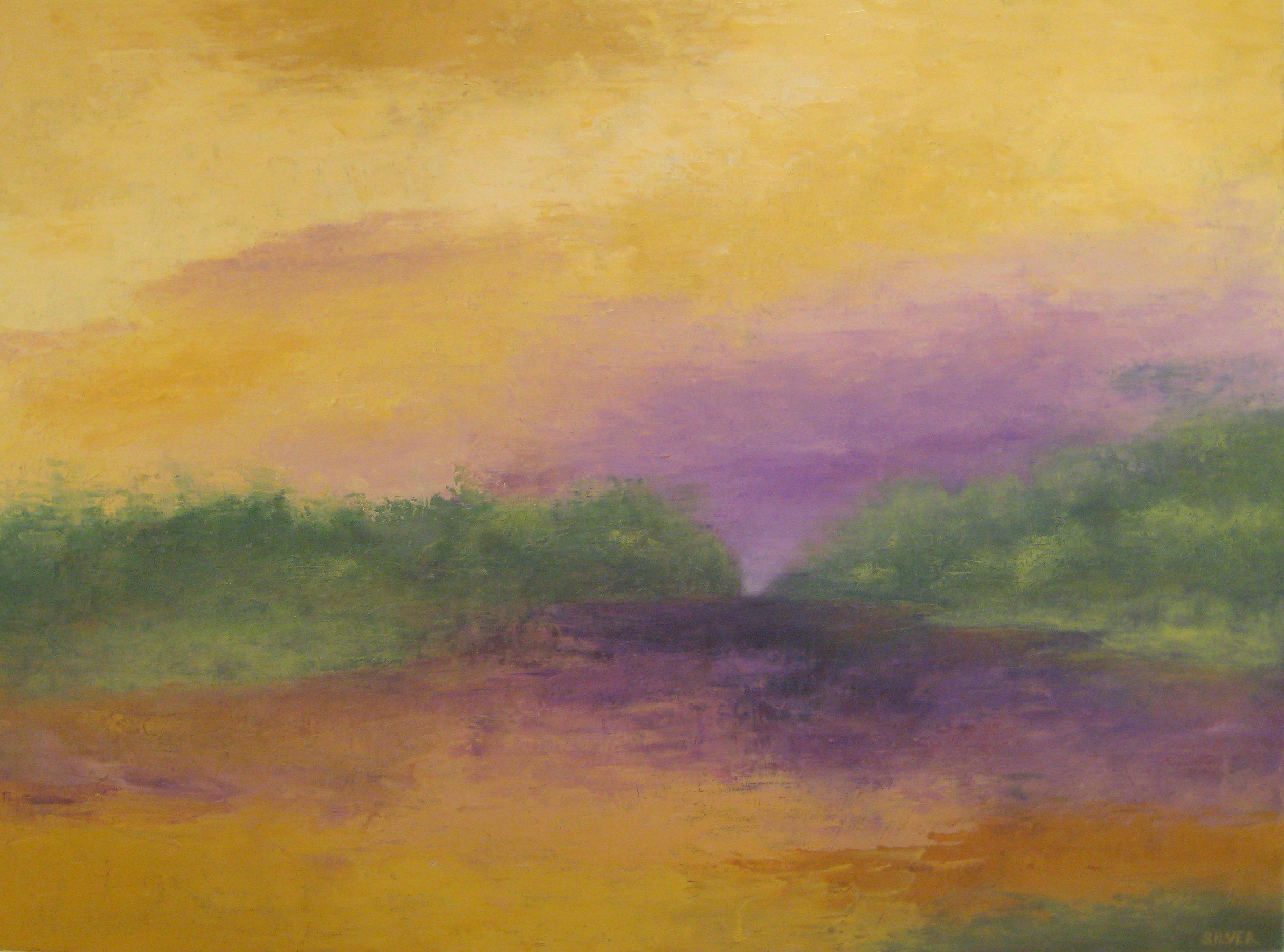Landscape #489<br>18 X 24