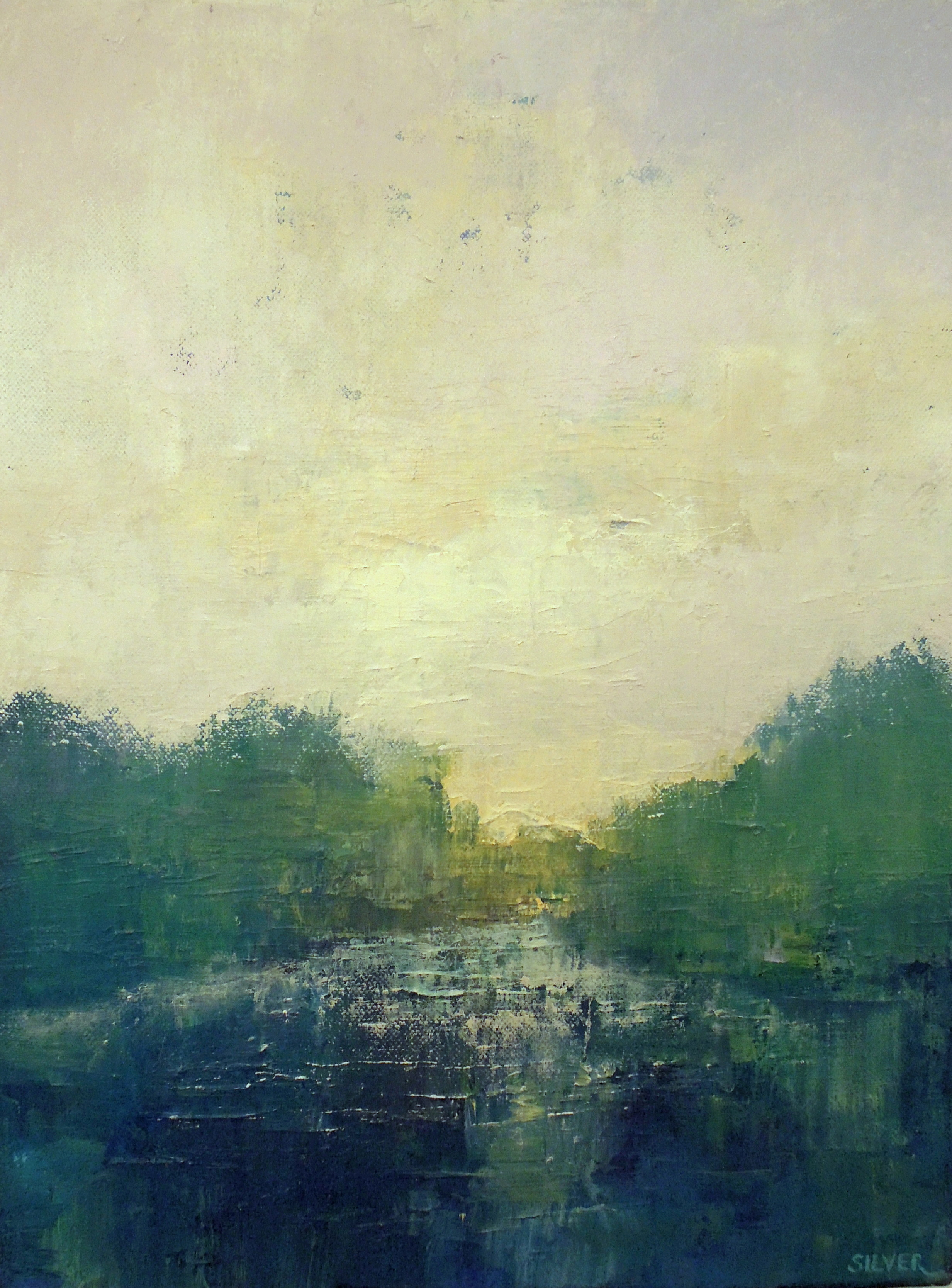 Landscape #348<br>12 X 16