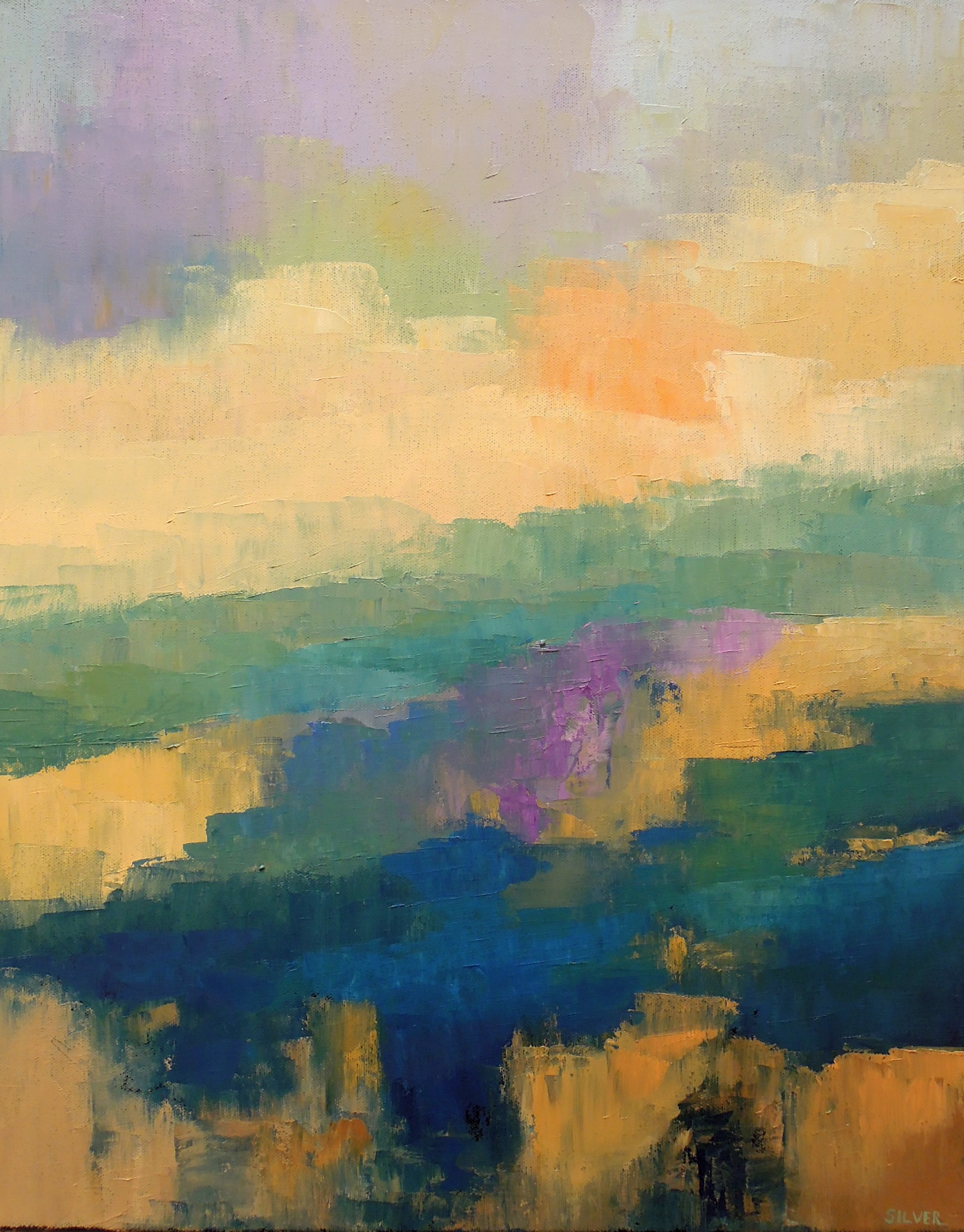 Landscape #566<br>16 X 20