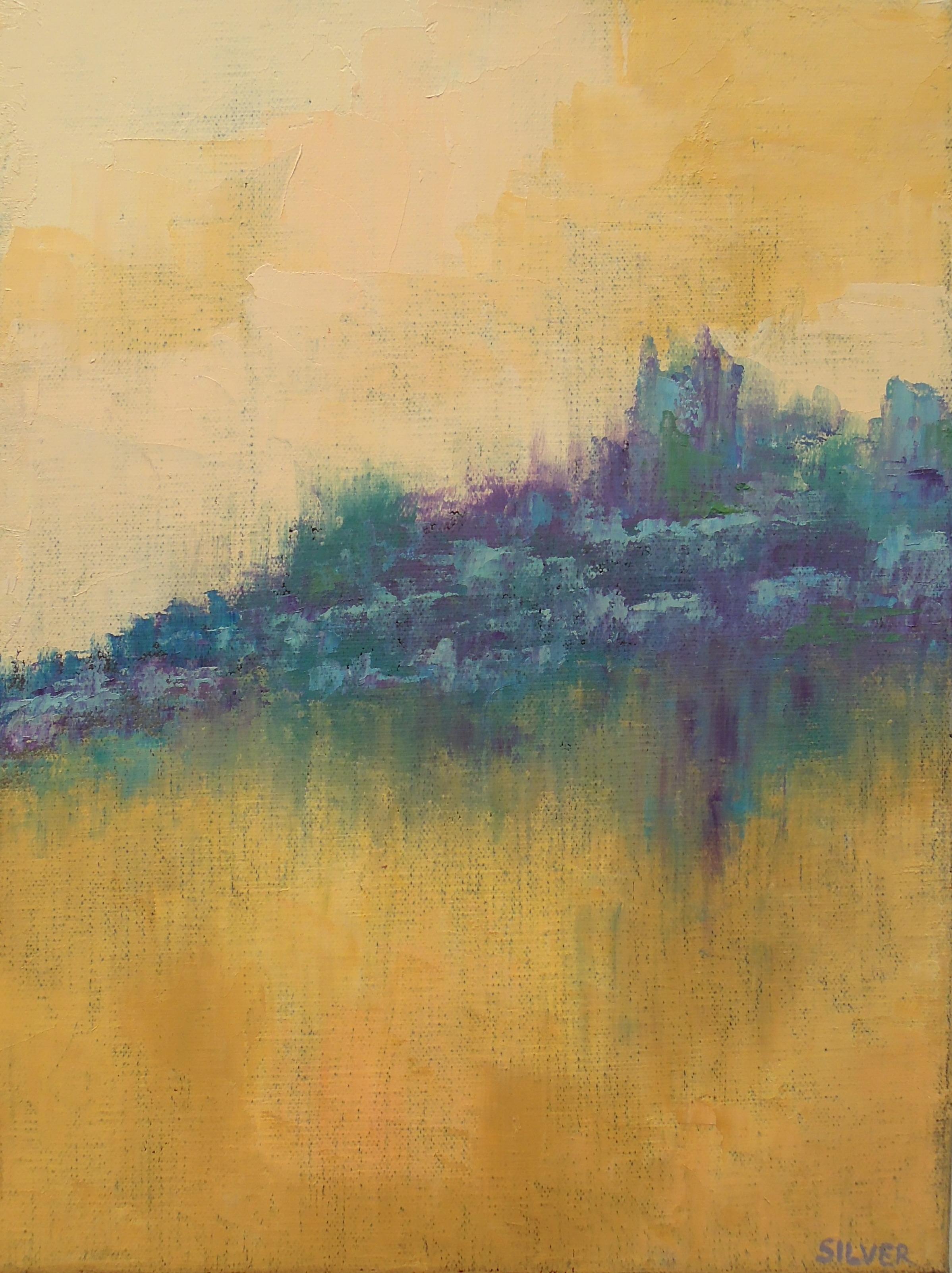 Landscape #180<br>9 X 12