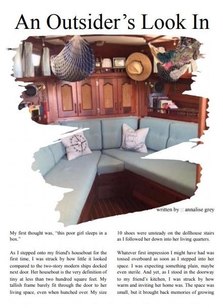 Tiny House Magazine, Issue 70 November 2018