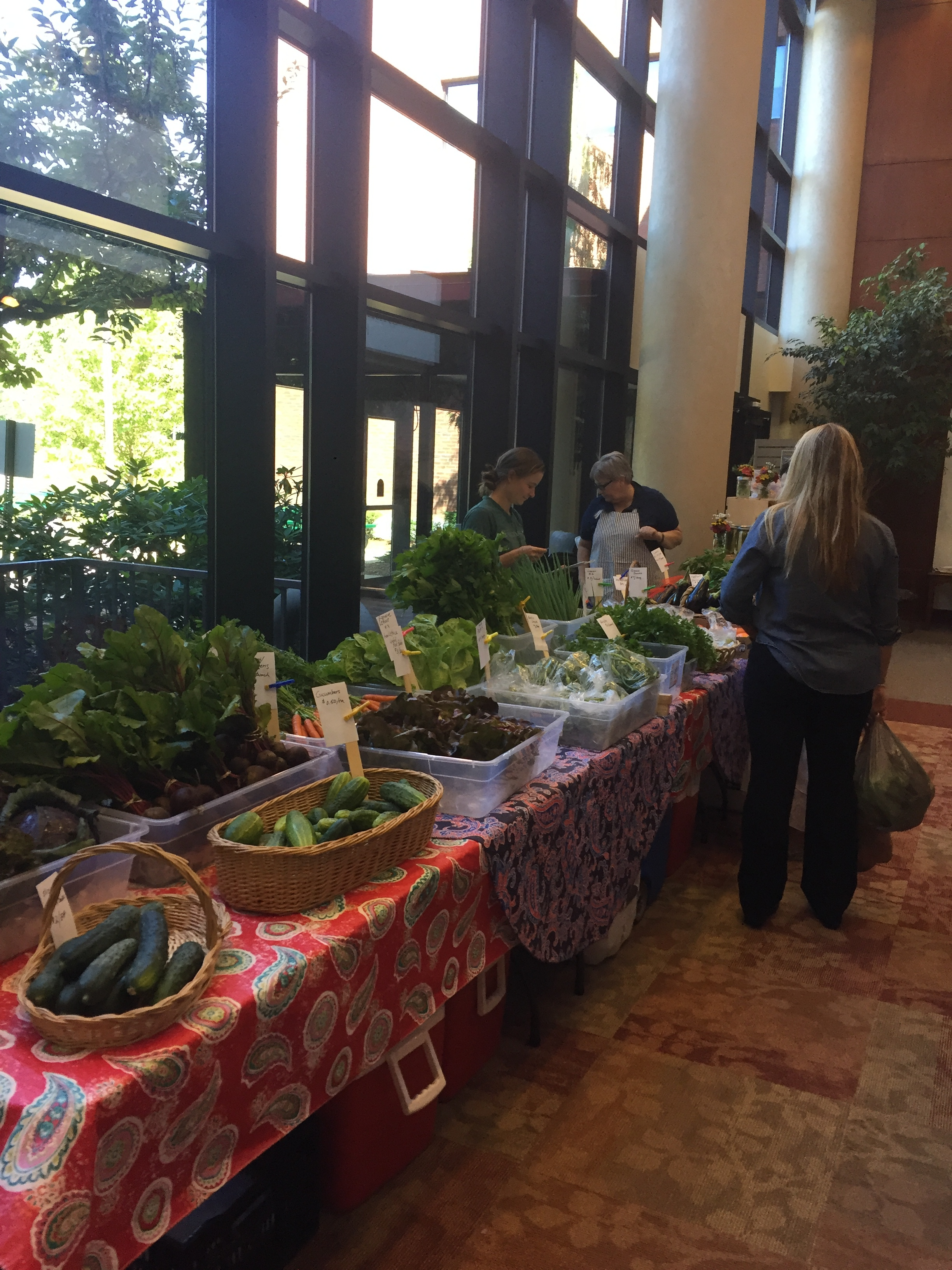 Farmer's Market at Cheshire Medical Center