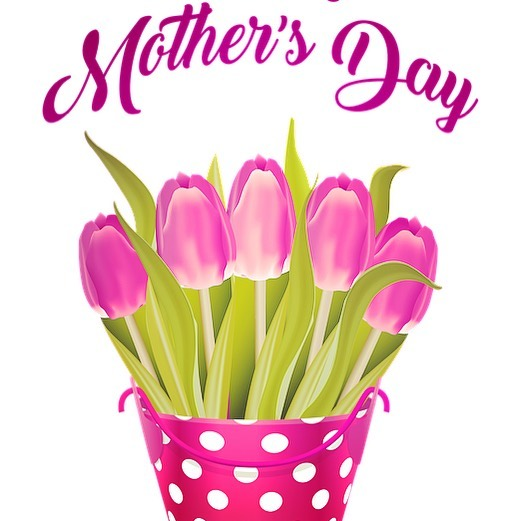 To all of the mothers out there, may you have a blessed and joyful Mother's (or Mothers') Day!