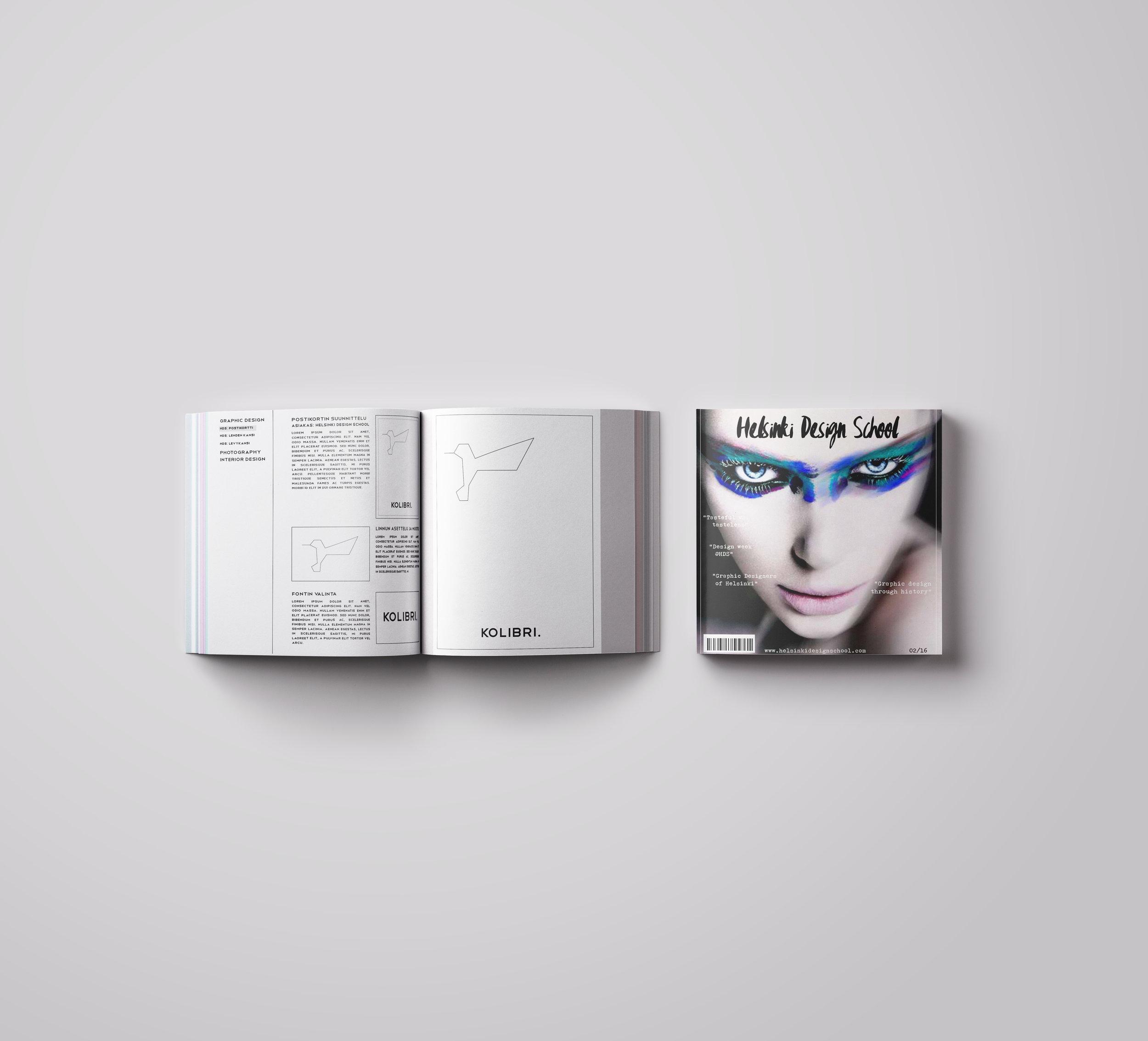 SQUARE MAGAZINE COVER