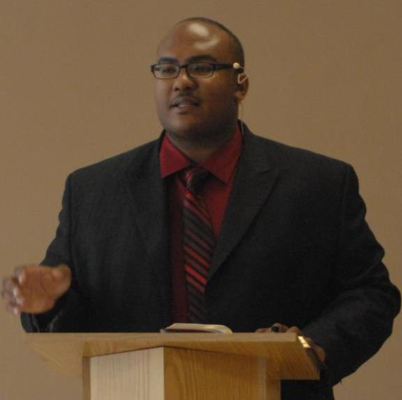 Pastor Ronnie Perry, Jr. -