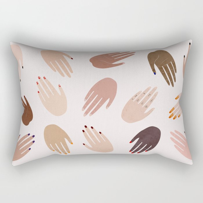 GRRRL Rectangular Pillow