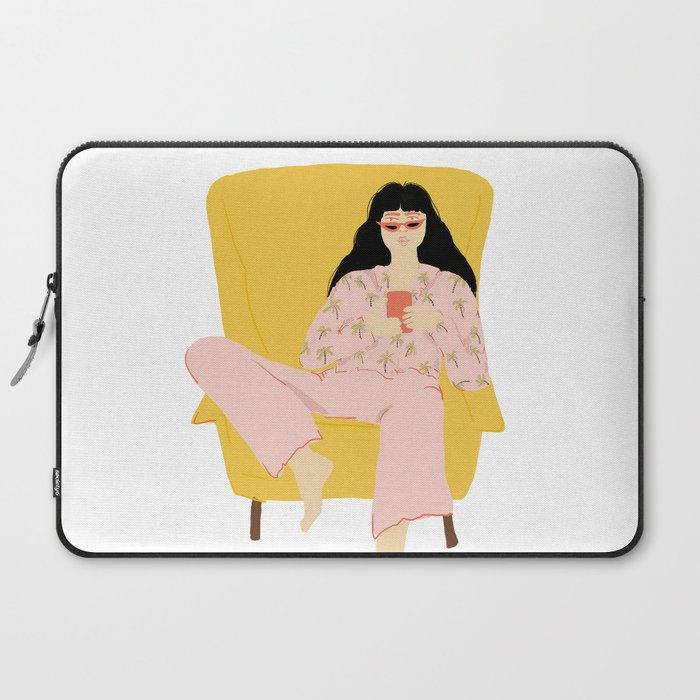 Pajama Sunday Laptop Sleeve