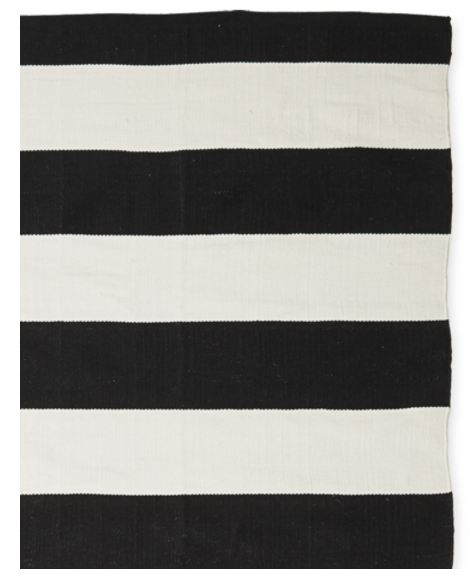 Serena and Lily Lido Stripe Outdoor Rug