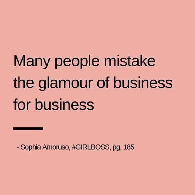 I'm currently reading #GIRLBOSS by Sophia Amoruso. She talks about her experience with having a short attention span, having a rebellious personality, school not being her forte, working a variety of odd jobs, and her experience building her business, Nasty Gal. Creating a small business is tough work. ⠀ .⠀ .⠀ Did you know that according to Innovation, Science & Economic Development Canada statistics thousands of businesses exit the marketplace every year in Canada? Business failure statistics show that about 96% of small businesses (1–99 employees) that enter the marketplace survive for one full year, 85%survive for three years and 70% survive for five years (Key Small Business Statistics). Approximately 7000 businesses go bankrupt every year in Canada.⠀ .⠀ .⠀ But did you also know that In 2015, 70% (or 8.2 million) of the labour force was employed by small businesses, mid-sized businesses accounted for 20% (or 2.3 million), large businesses accounted for 9.7 percent (1.1 million)? Or in 2014, small businesses contributed 30% to the GDP of their province?⠀ .⠀ .⠀ It is tough work running a small business. It is not pretty at all. Usually, it calls for long hours and a lot of alone time (depending on the work you are doing). Yes, it is extremely rewarding to see profits roll in, but reward doesn't come without risk. Kudos to those who are running a business and hiring teams.