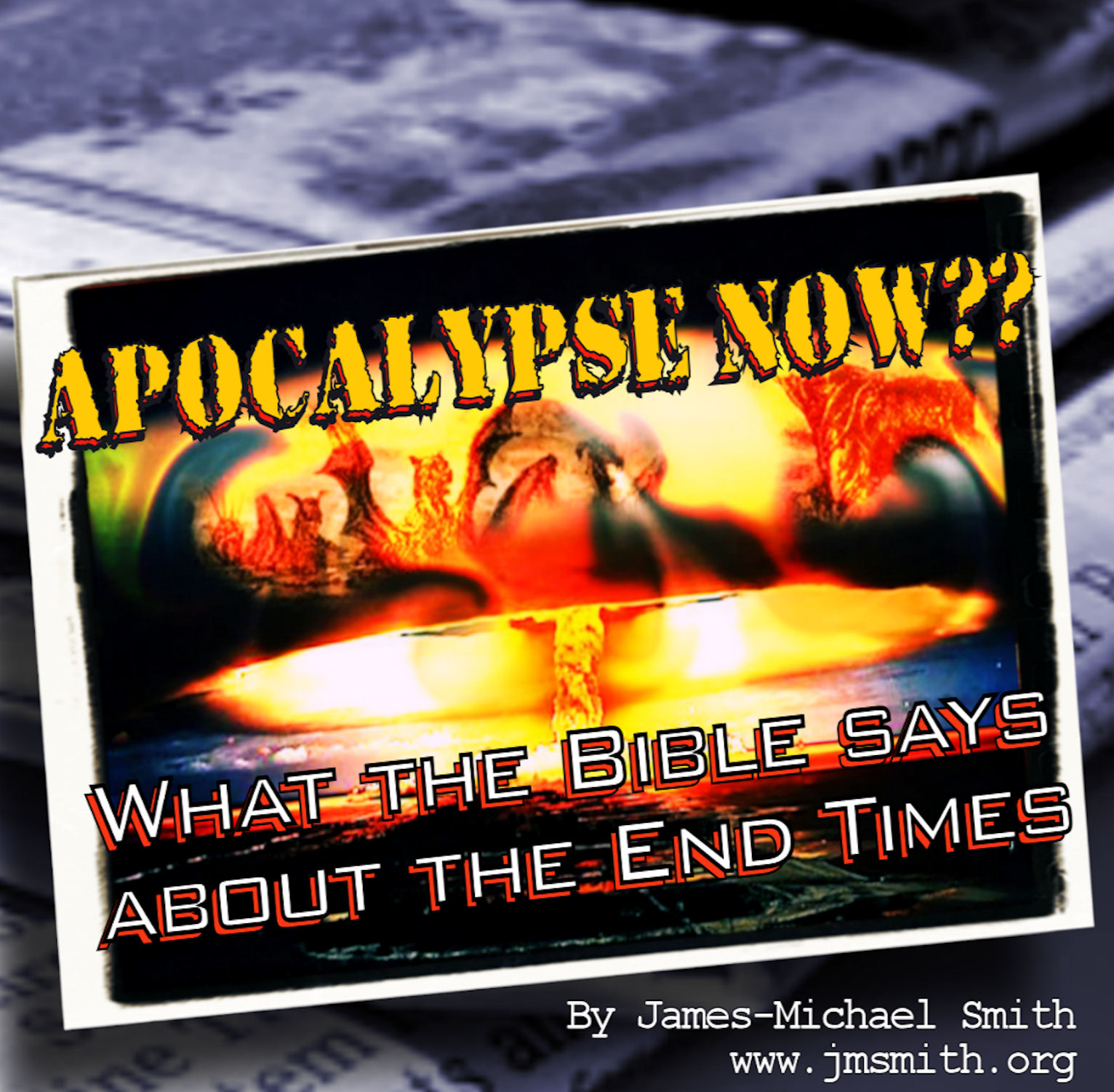 APOCALYPSE NOW? - CLICK IMAGE FOR AUDIO PLAYLIST