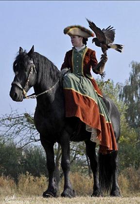 Modern Huntress