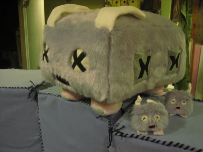 Ox & little ox