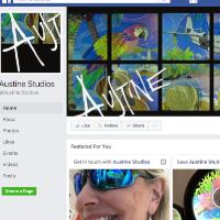 Facebook - www.Facebook.com/AustineStudios
