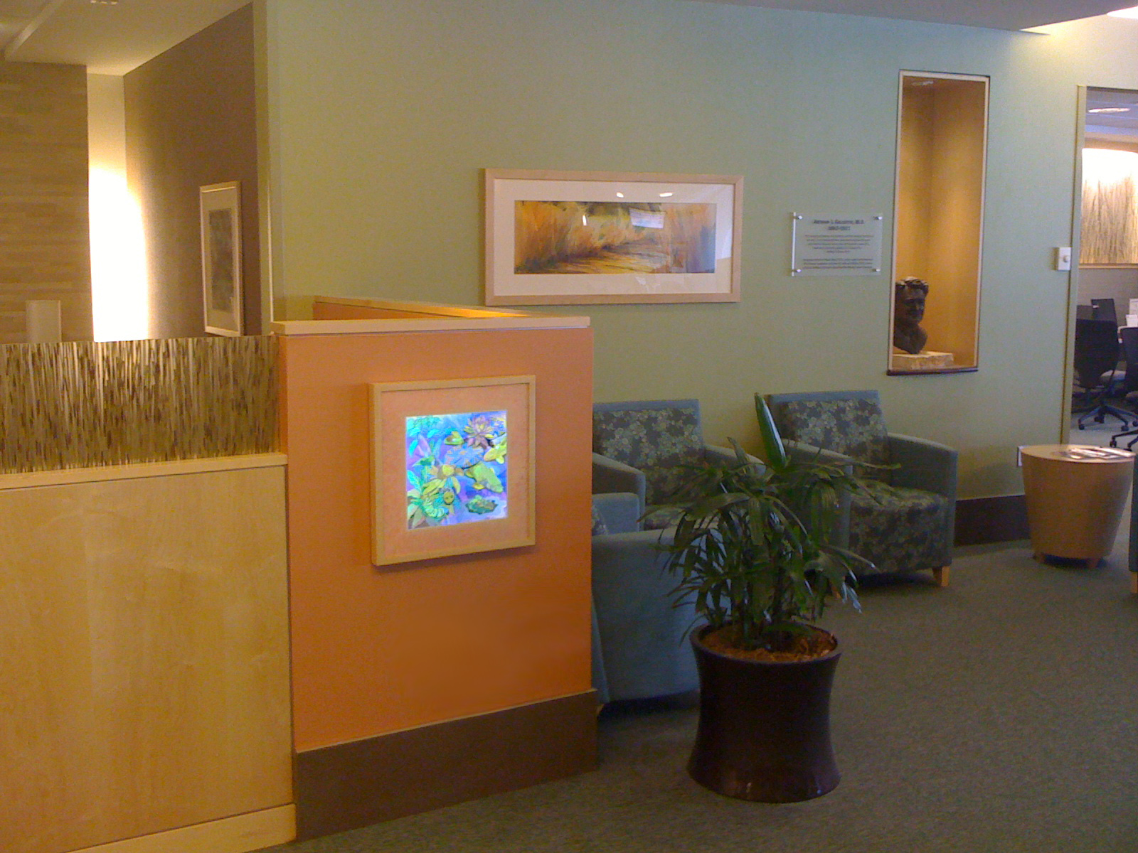 Gillette Children's Specialty Healthcare, Lobby