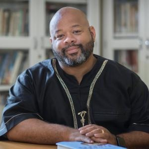 """Michael Gerard Mason, Ph.D - Dr. Michael Gerard Mason joined the staff of African American Affairs in the Spring of 2015. He serves as an Assoicate Dean and as the Director of the Luther Porter Jackson Black Cultural Center. He believes that """"As a people we must be diligent in our struggles to understand and appreciate the meanings of Black (historically and currently) to each of us individually and, to the extent possible, to us all collectively. It is equally important to connect this understanding and appreciation to the ways we prepare our students for leading, learning, and living as young Blacks in our global society."""" As the director of LPJBCC, Dr. Mason is responsible for creating opportunities to link Black culture and identity development to the whole Black student experience. His dissertation, """"DuBois's Double Consciousness: Unifying the Singular Experiences of Black doctoral students in Predominantly White Institutions"""" has served as a an important focal point of his research, practice, and training relative to the Black student experience in higher education."""