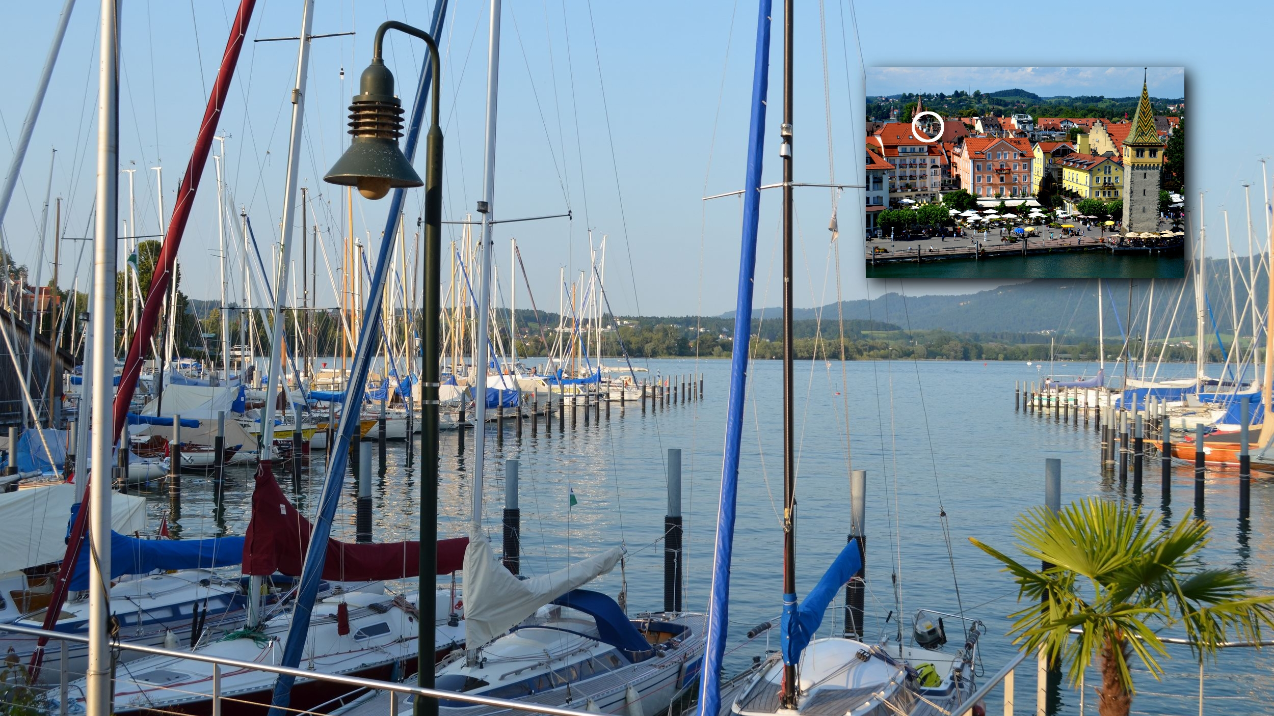 Swim in Lake Constance and hike in the Alps!    Lindau