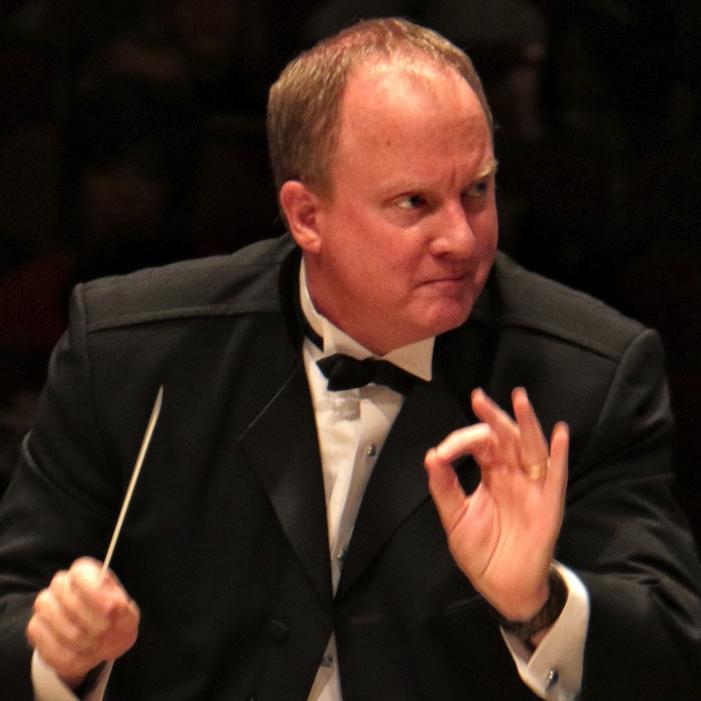 Conductor David Hamilton