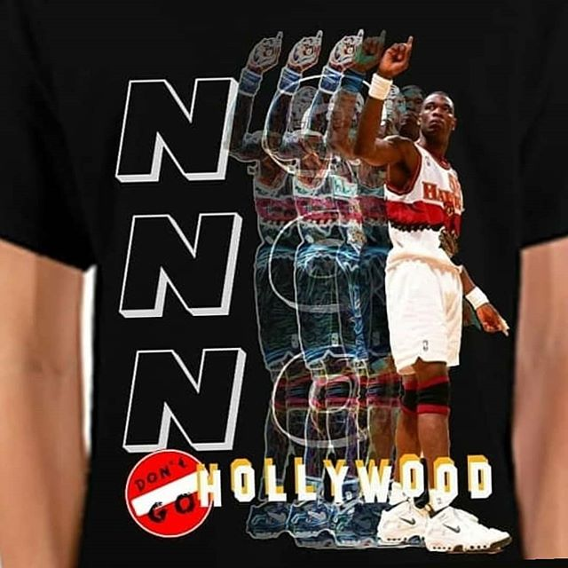 Tonight is our last night in #atlanta  Come cop a #dontgohollywood tee @controllerise doors open at 9:30p  #dontgohollywood special release for the city of #atl Featuring @dofficialmutombo x @deionsanders and there #iconic  Tenure with @atlantafalcons x @braves x @atlhawks  Designed by @dan_gritty_ x @sweatdateknink  Produced by @thetimeisars  #Atlanta  #streetwear  #saveacelebrity #1800dontgohollywood #mutombo #primetime