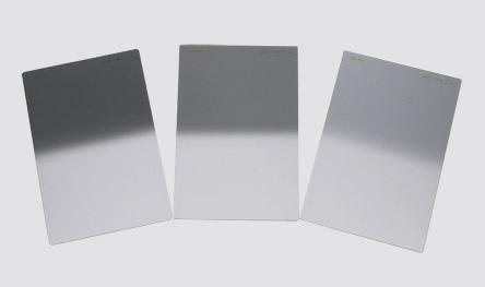 Exempel på olika graduerade ND filter