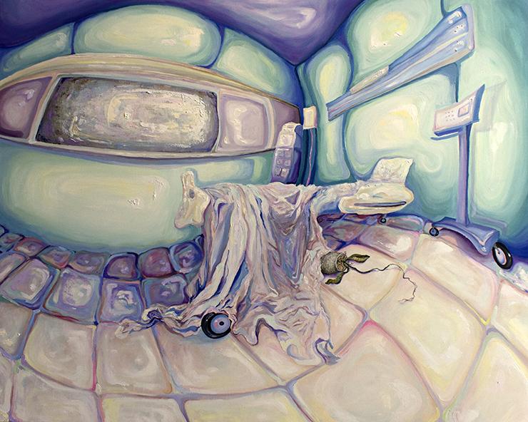 Intravenous Painting