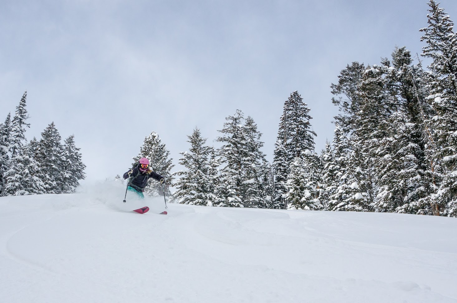Ski Yellowstone Park, just minutes from Big Sky!