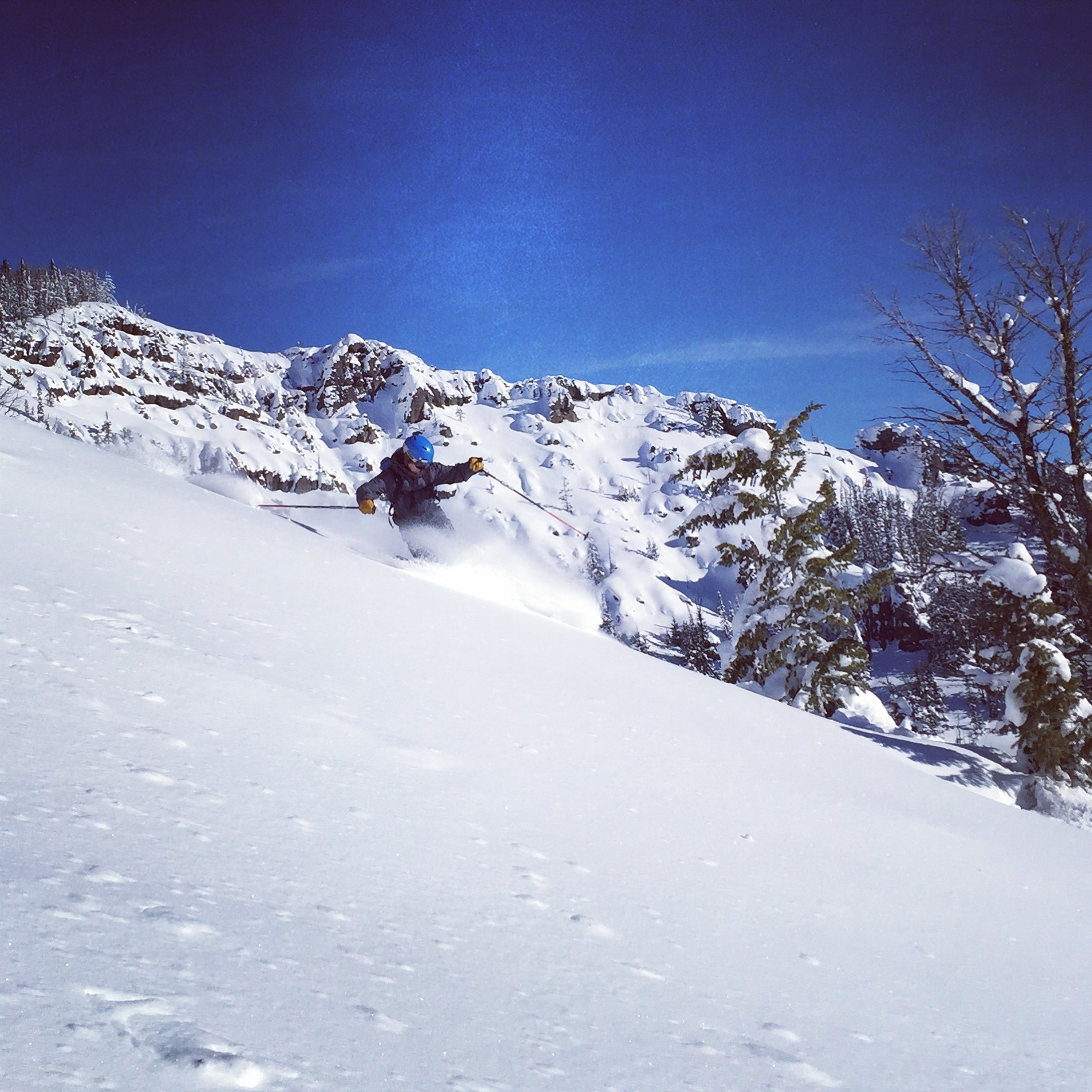 Big Sky Backcountry Skiing